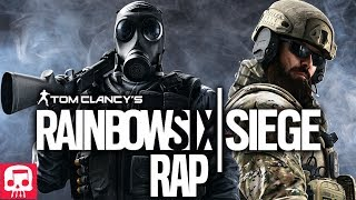 "RAINBOW SIX SIEGE RAP by JT Music - ""Knock Knock"" (All 36 Operators)"