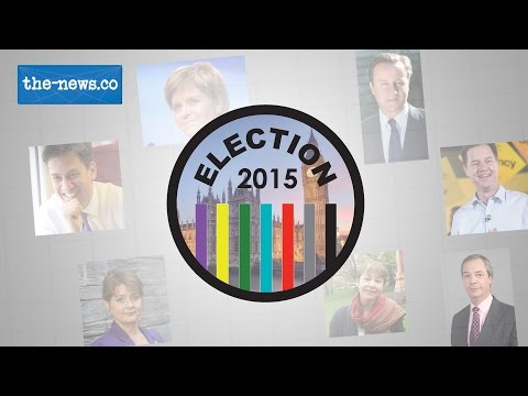 UK GENERAL ELECTION 2015 - BRIGHTON AND HOVE