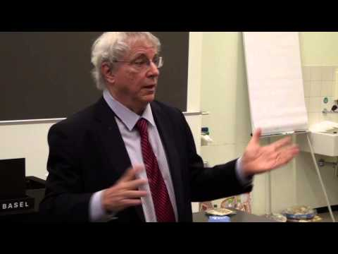 """""""The Nonhuman Rights Project"""" by Prof. Steven Wise - frei denken uni basel"""
