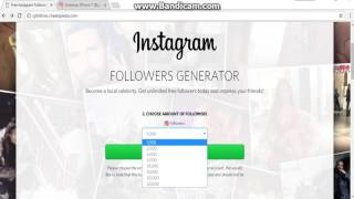 Instagram followers hack - how to get free followers