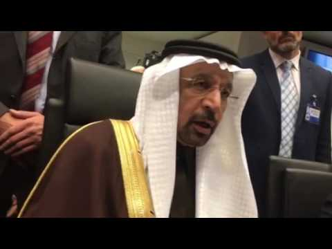 Saudi oil minister Khalid al Falih full comments November 2016