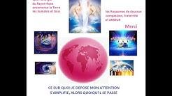 PUISSANT MANTRA OM GAIA transmisparles Etres de Lumière pour l'éveil l'avènement du Nouveau Monde 5D