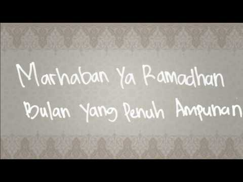 The Coffee - Marhaban Ya Ramadhan (Official Lyric Video  )