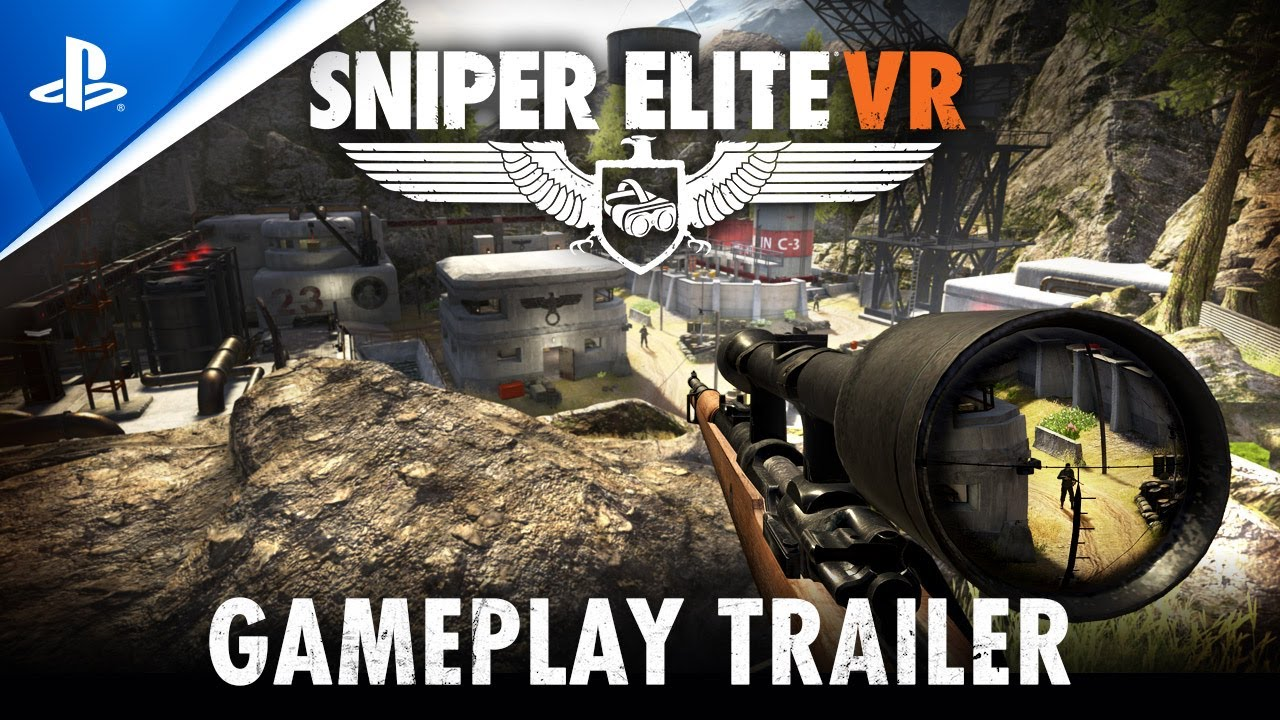 Sniper Elite VR | Gameplay Trailer | PSVR