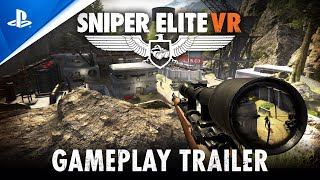 Sniper Elite VR | Gameplay Trailer | PSVR