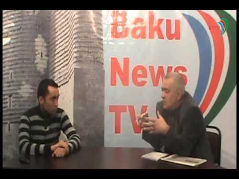 Baku News TV -nin gonagi Dəyanət Babayev