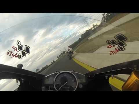 Sydney Motor Sport Park South Circuit April 2016 Top Rider Coach & Set up
