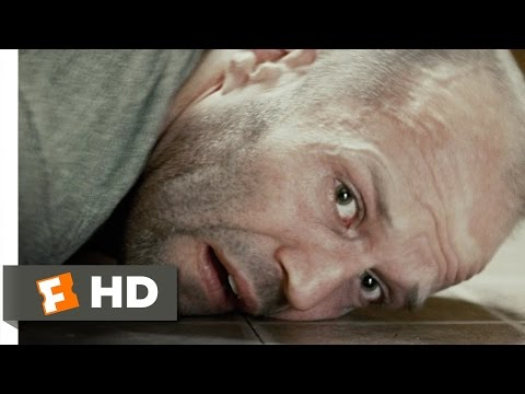 Death Race (1/12) Movie CLIP - Jensen is...