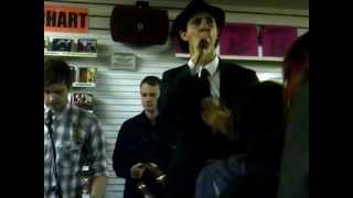Maximo Park - This Is What Becomes Of The Broken Hearted @ Reflex Newcastle 16.06.12