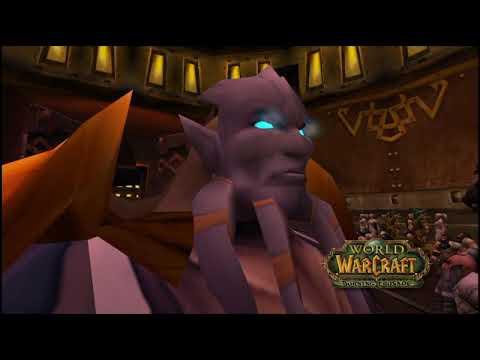 World of Warcraft The Burning Crusade First Trailer