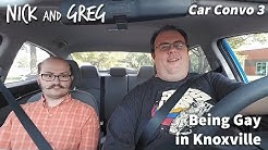 Being Gay in Knoxville - Car Convo #3