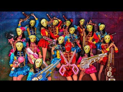 Anti-Idol: Japan's Beautifully Bonkers Pop Movement