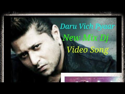 Daru Vich Pyaar (New Mix Video Song)