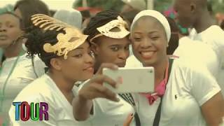 COOL FM NYSC TOUR - LAGOS NYSC CAMP CARNIVAL WAS FIRE!!!