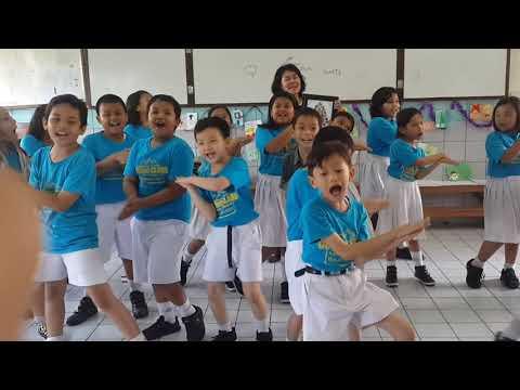 Baby Shark Dance class 3D SD Marsudirini Bekasi