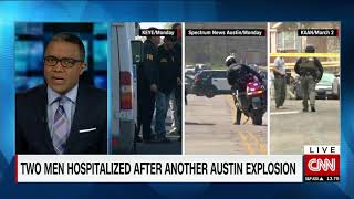 2 injured in Austin explosion, authorities say