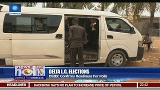 DSIEC Confirms Readiness For Delta LG Elections