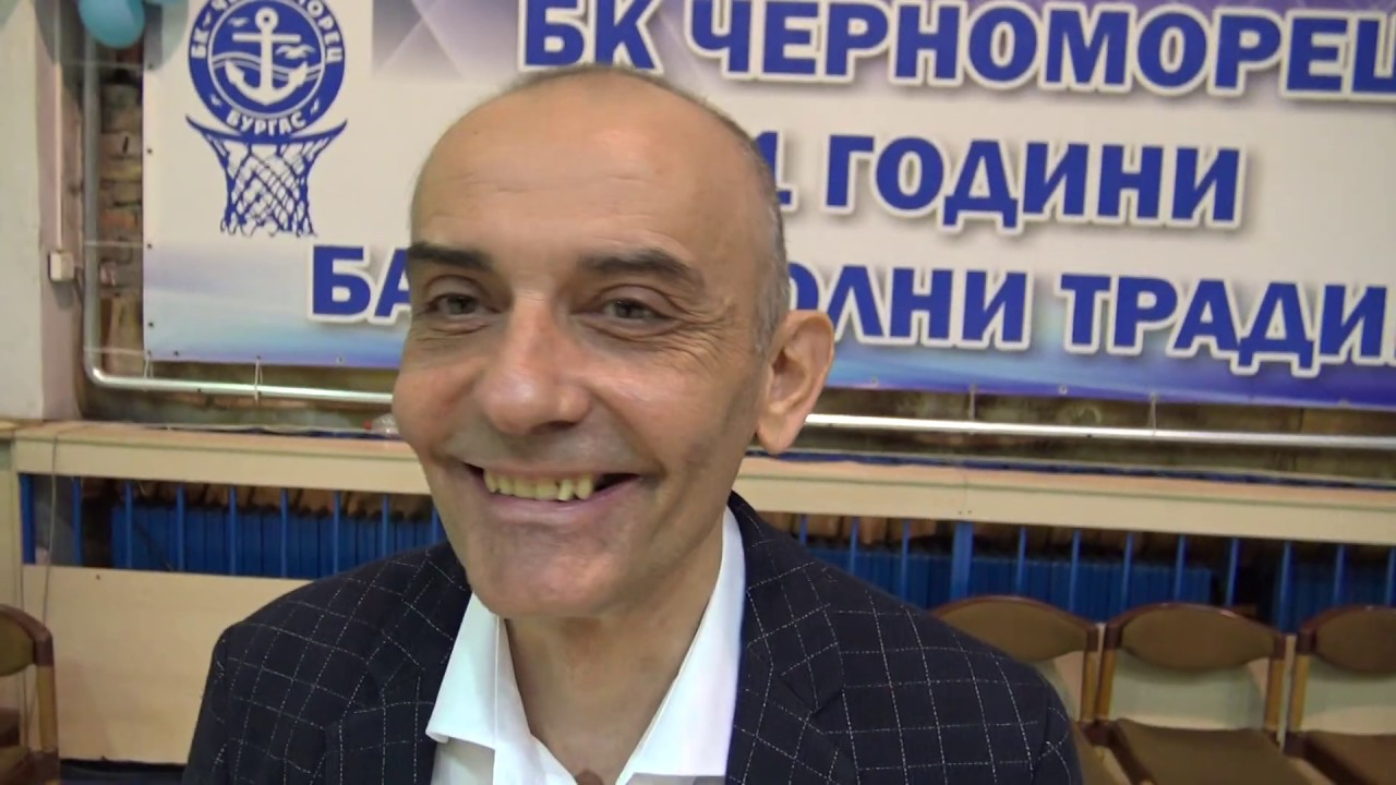 Отзиви на старши треньора Йордан Колев след БК Черноморец - БК Черно Море Тича 23.01.2020 година