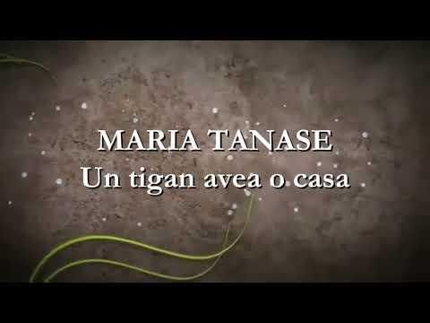 Maria Tanase - Un tigan avea o casa (lyrics, versuri, karaoke)