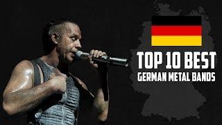 Top 10 Best German Metal Bands