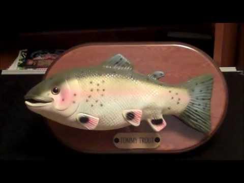 Fieryhand's Singing Fish: NON-GEMMY SET PART 1