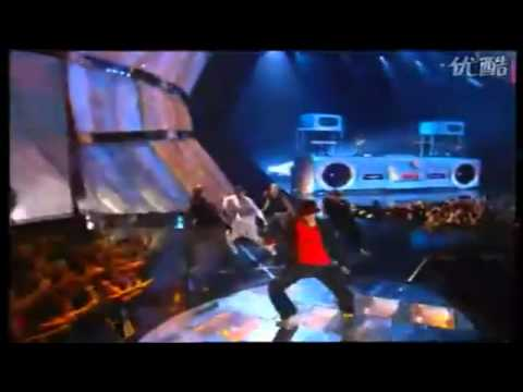 Justin Timberlake - live Like I Love You .flv