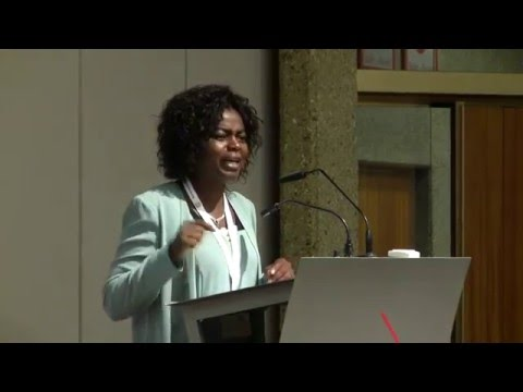 Platform AGA Keynote speech: Evelyn Nguleka, president of Wo