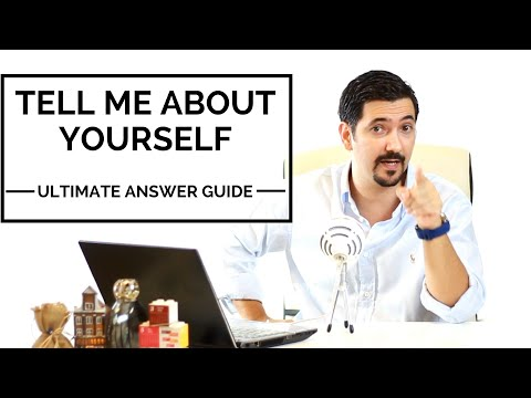 Tell Me About Yourself - Learn This #1 Trick To Impress Hiri