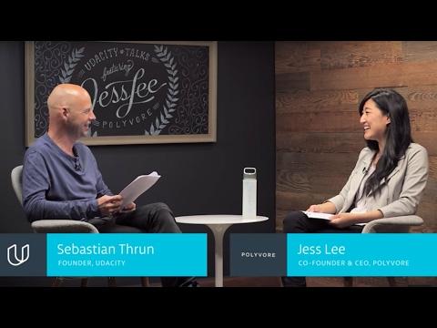 Udacity Talks Episode 3: Jess Lee | Co-Founder & CEO, Polyvore