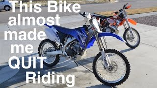 I Almost Quit Riding Dirt Bikes! - Story time - Episode 226