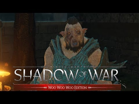 Middle-earth: Shadow of Woo - Tuka of the Pit Dominated