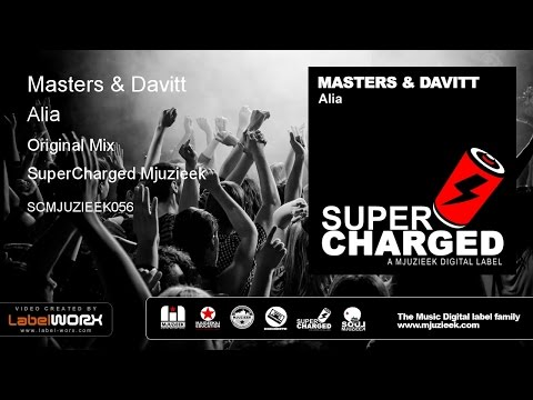 Masters & Davitt - Alia (Original Mix)