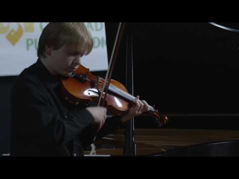 Michael Young plays J.S. Bach at CPR Classical