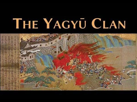THE YAGYU CLAN: Part I Beginnings