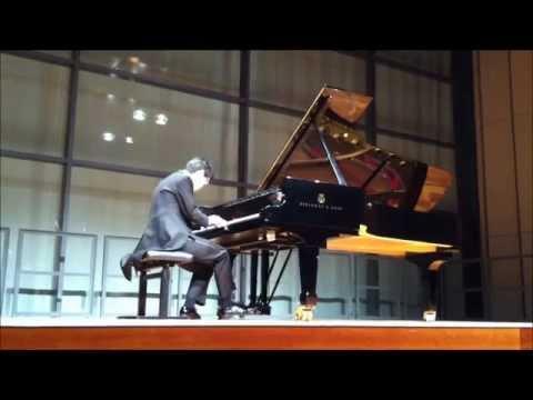 F. Liszt, Spanish Rhapsody, Wei Henry Cao