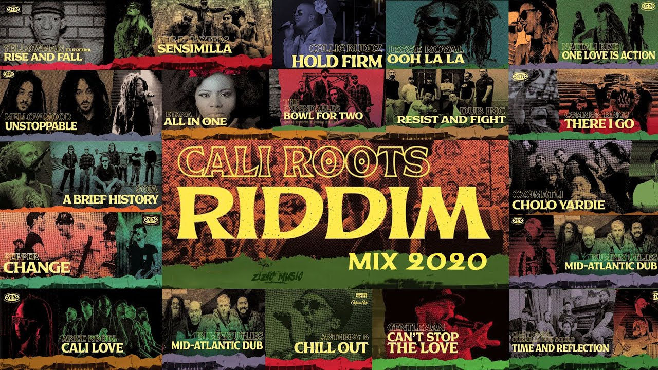 Cali Roots Riddim Mix 2020 🌴 Feat. Soja, Collie Buddz, Anthony B, Mellow Mood...