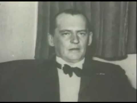 Alekhine Rare Live film