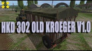 """[""""HKD 302 OLD KROEGER"""", """"Mod Vorstellung Farming Simulator Ls17:HKD 302"""", """"Mod Vorstellung Farming Simulator Ls17:HKD 302 OLD KROEGER"""", """"HKD 302""""]"""