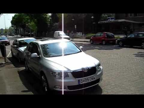 Skoda Superb Review: Road Trip to Berlin