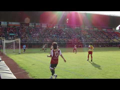 Caracas FC vs Deportivo Anzoátegui [Gol Giovanni R...