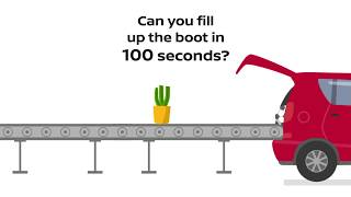Fill up all the items in 100 seconds! - 100 Hours Sale