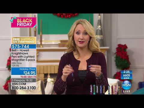 Thumbnail: HSN | Gifts for Her 11.24.2017 - 11 AM