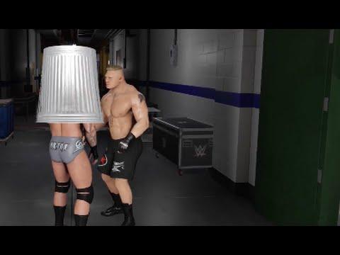 WWE 2K17 - Backstage Brawl Gameplay Montage