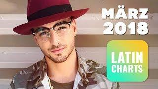 Top Latin/Reggaeton Songs • März 2018 | Latin Charts