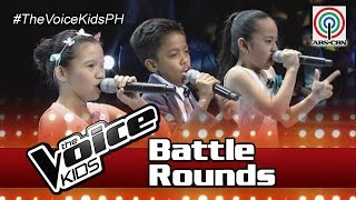 Baixar - The Voice Kids Philippines Battle Rounds 2016 I Believe I Can Fly By Gabrielle Mariel Alvin Grátis