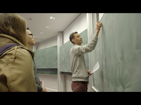 Maths at Cambridge University: What goes on in the Faculty