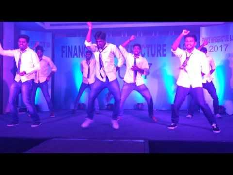 Financial Bash 2017....Energetic fun dance...The Hotel Royal Archade.#Bangalore