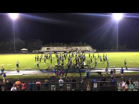 Stafford High School Marching Band @ Colonial Forge High School - 9/11/15