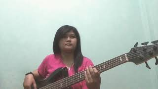 MALIQ & D' Essentials- Senja Teduh Pelita (Bass Cover)