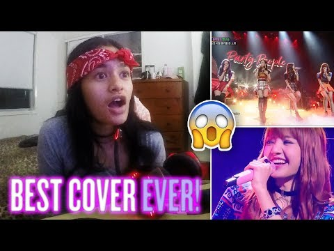 BLACKPINK: SURE THING (Miguel) Cover 0812 SBS PARTY PEOPLE | REACTION & REVIEW
